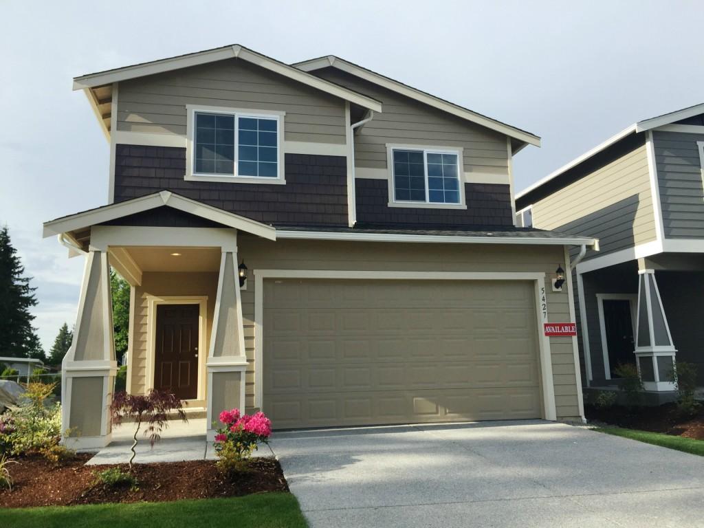 Benjamin Ryan Communities Homes Washington State Kirkland