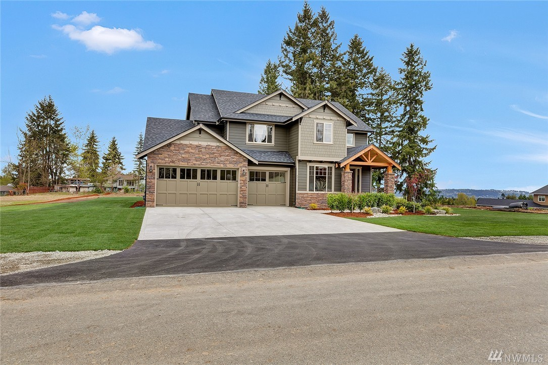 Home for sale woodland estates lot 14 6715 92nd st e for Home builders in puyallup wa