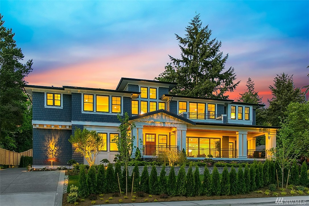 Home for sale 9002 lake washington blvd bellevue wa nwmls for Home builders in seattle wa