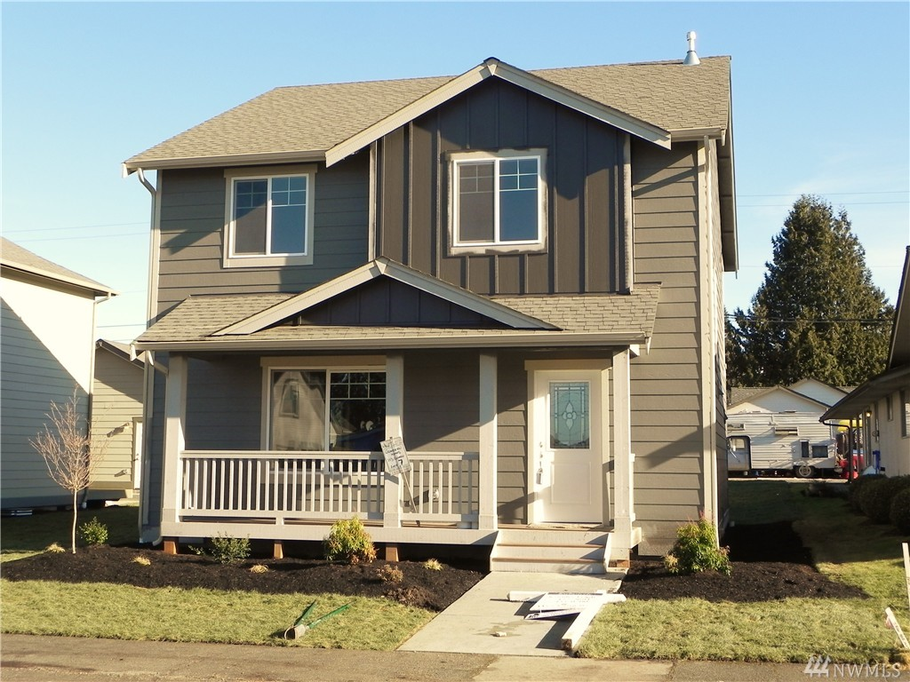 Grandview North Homes Washington State