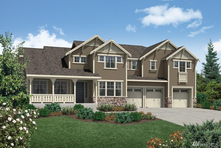 6965 171st (Homesite 84) Ct SE Bellevue WA 98006