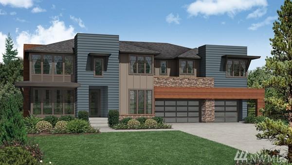 6833 170th CT SE (Home site 92) Ct SE Bellevue WA 98006