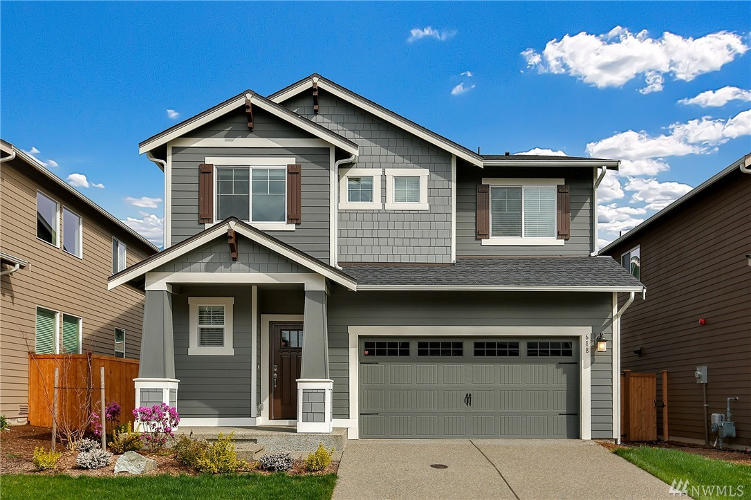 Woodbury crossing lennar olympia wa homes real for Olympic homes