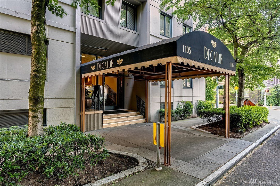 Condo Unit 610 At The Decatur Seattle Sold Nwmls 1132720