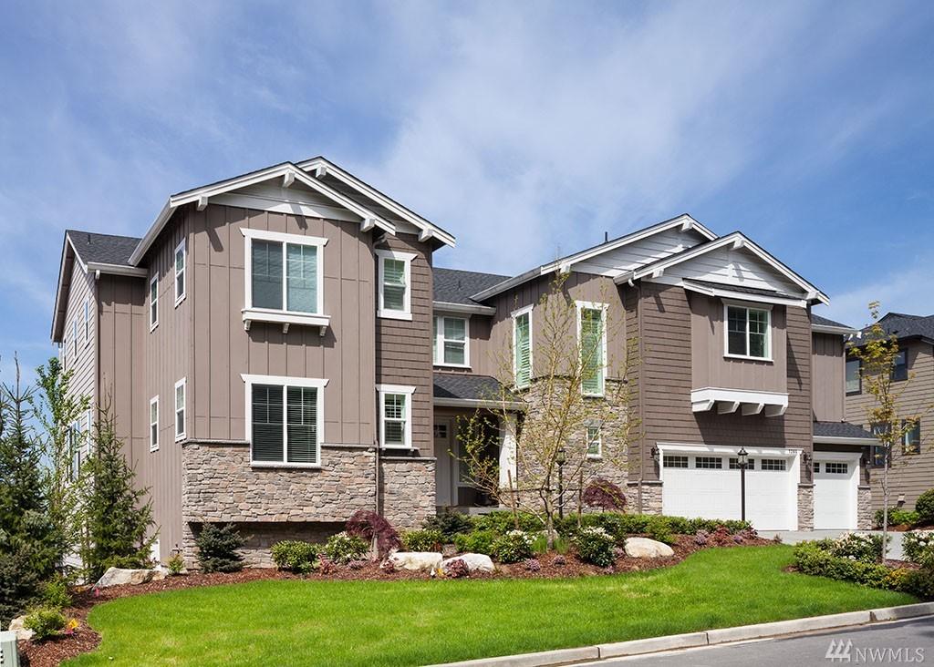 6889 170th (Homesite 91) Ct SE Bellevue WA 98006