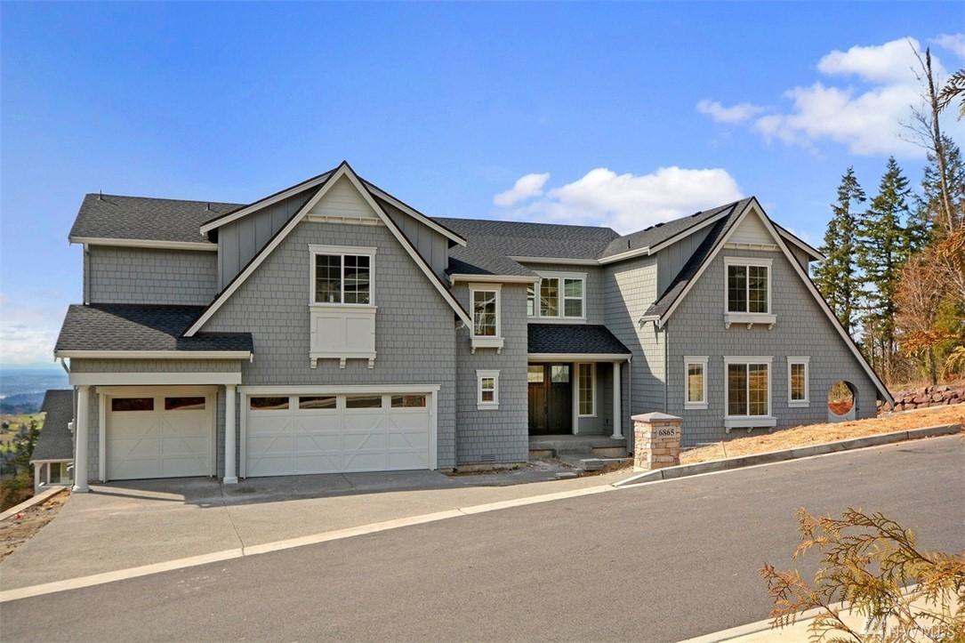 6865 171st (Lot 86) Ct SE Bellevue WA 98006