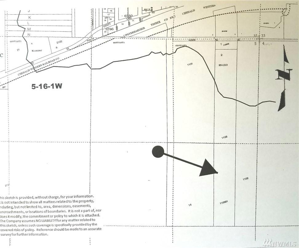 12539 Bronson St SE Tenino WA 98589