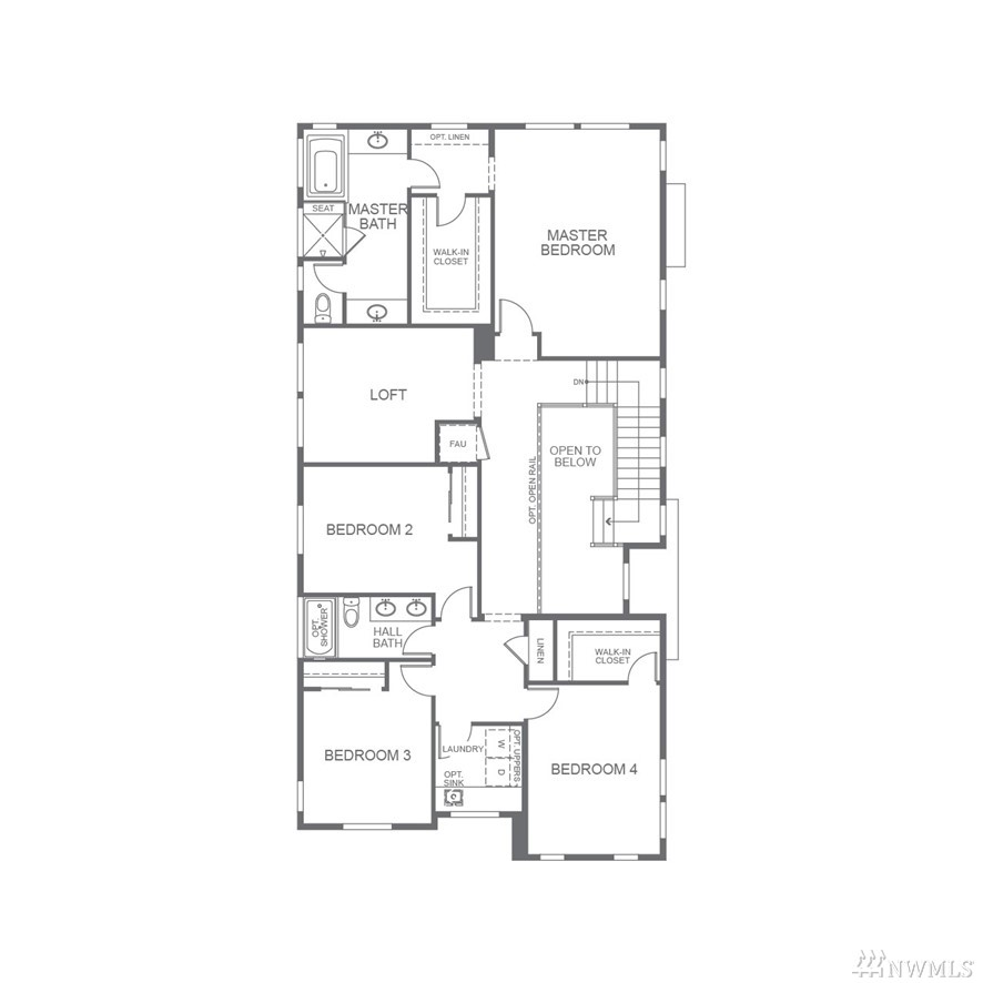Photo 18 of 22424 44th (Homesite South 9) Dr SE Bothell WA 98021