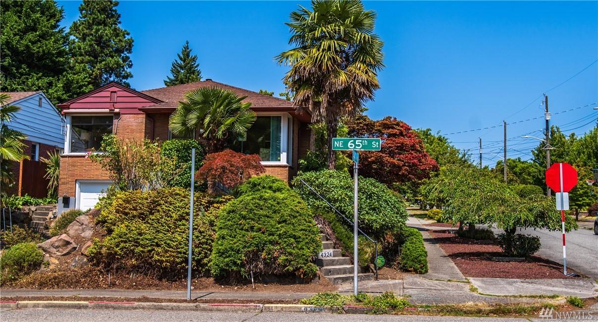 4324 NE 65th St Seattle WA 98115