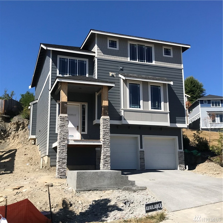 19059 123rd Ave SE (Homesite 13) Renton WA 98058