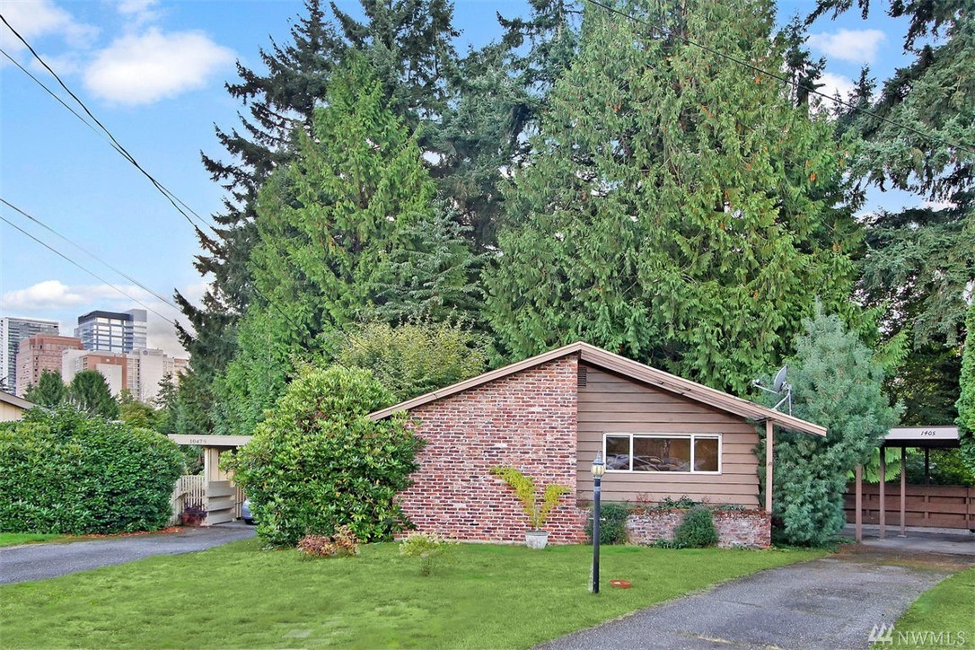 1405 106th Ave NE Bellevue WA 98004