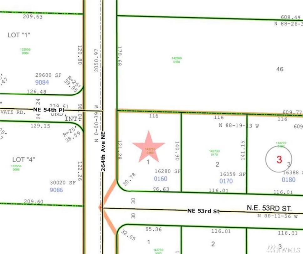 264 XX NE 53rd St Redmond WA 98053