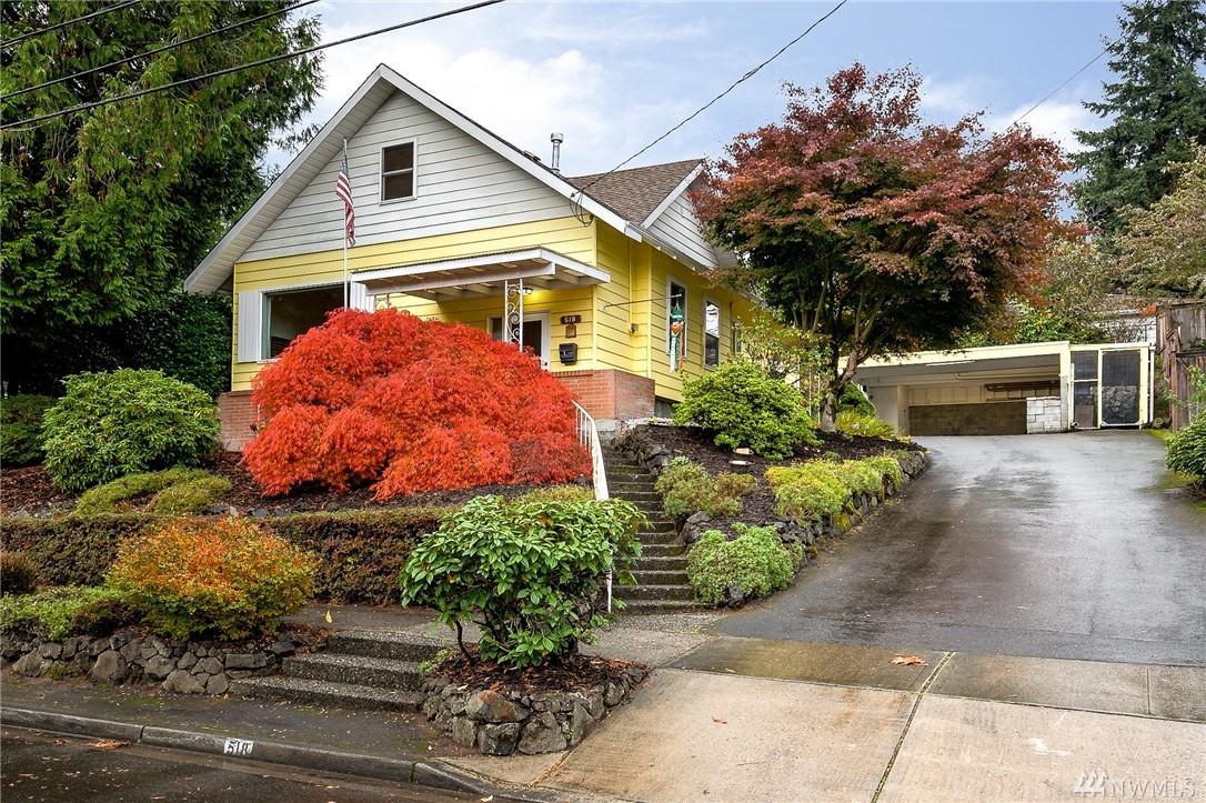 518 BERKELEY Ave Fircrest WA 98466