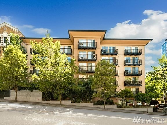 1323 Boren Ave Seattle WA 98101