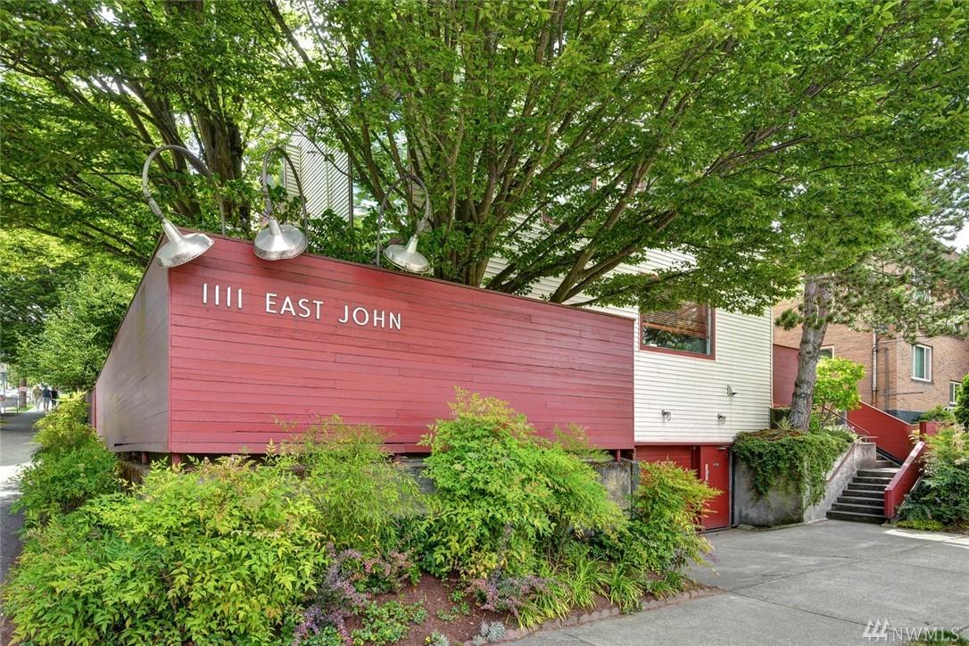 1111 E John St Seattle WA 98102