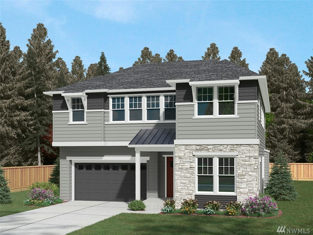1506 244th (Homesite 05) Pl NE Sammamish WA 98074