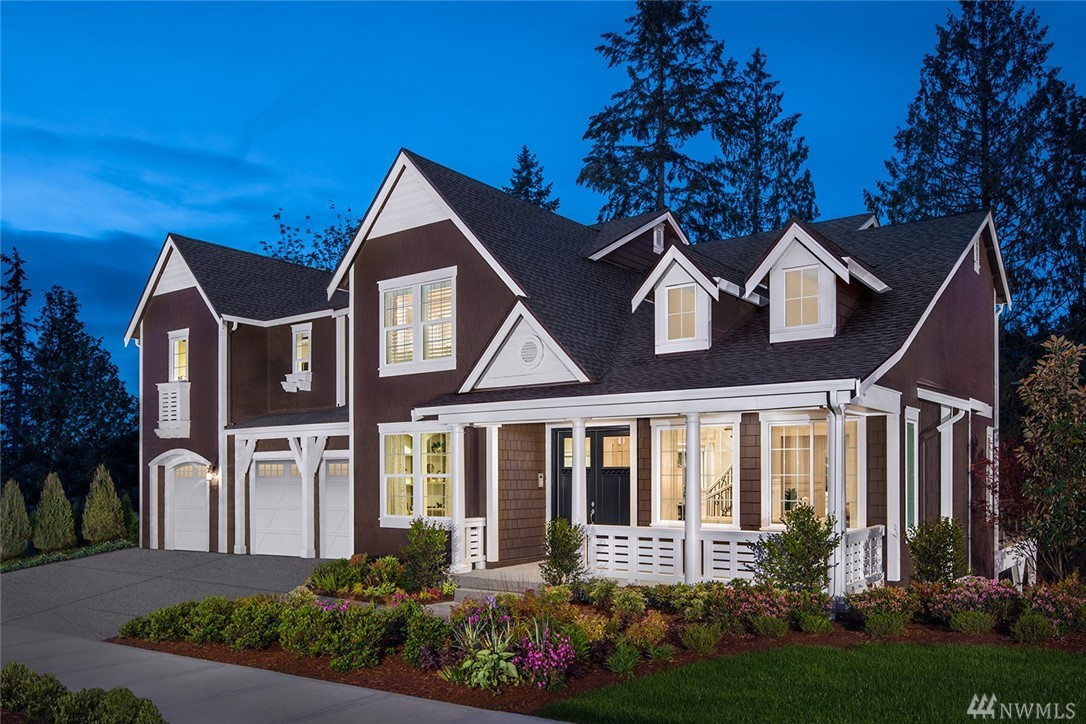 11811 NE 45th (homesite 7) St Kirkland WA 98033