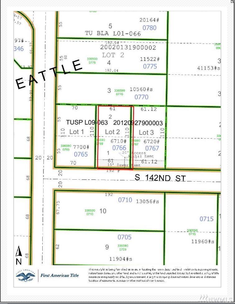5708 S 142nd St Tukwila WA 98168