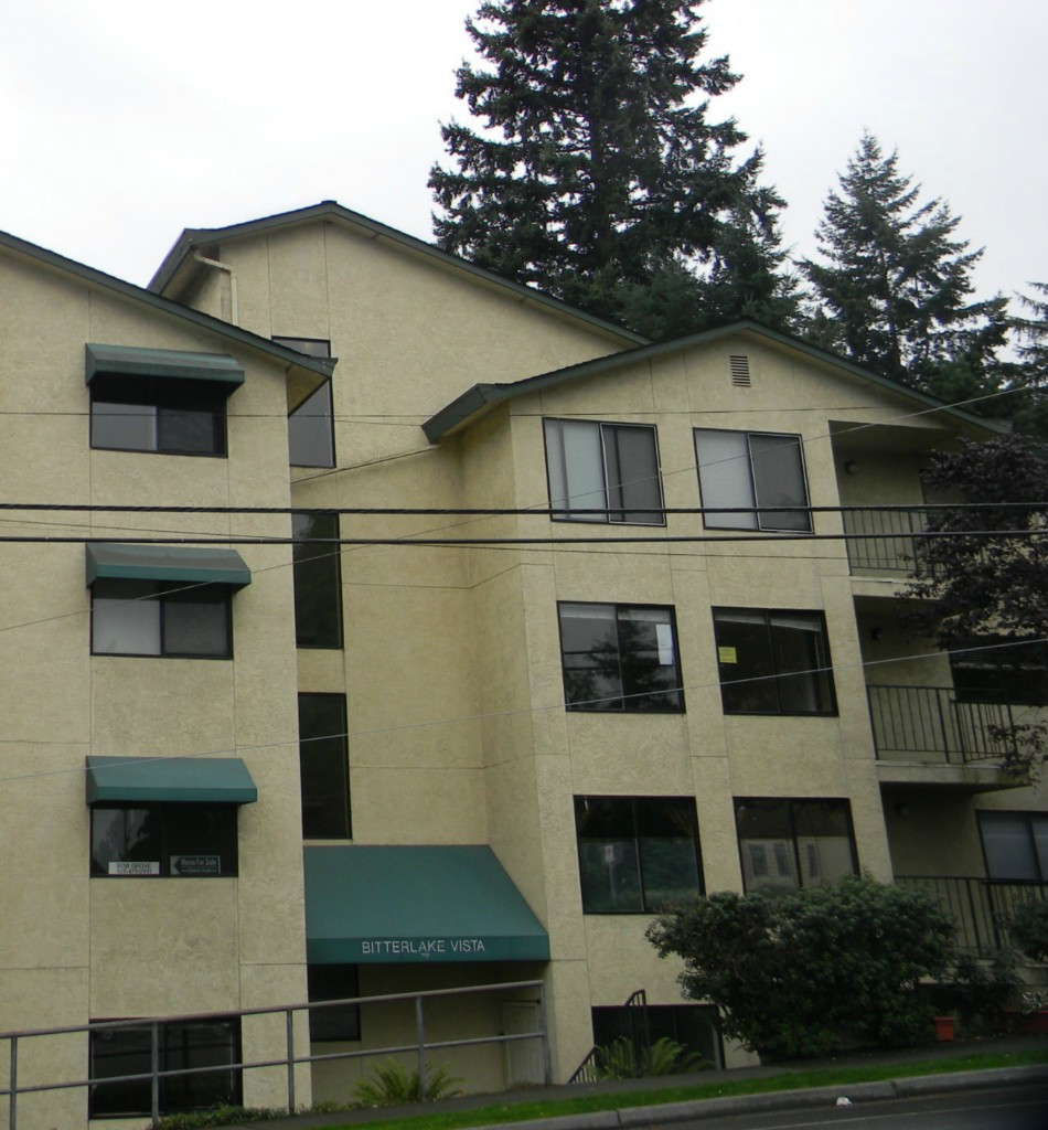 Greenbrier Apartments Columbia Sc: Bitterlake Vista Condo, Seattle WA