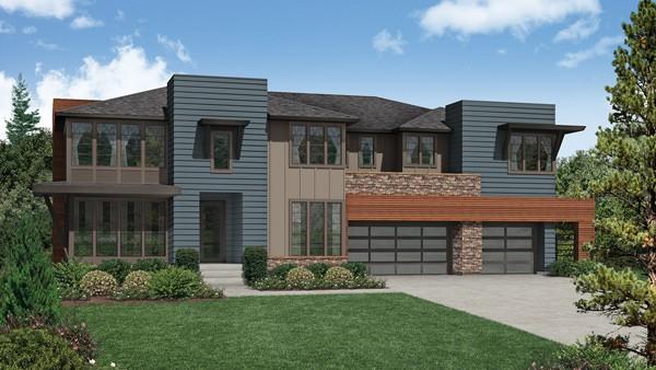 7367 170th (HOMESITE 41) Ave SE Bellevue WA 98006