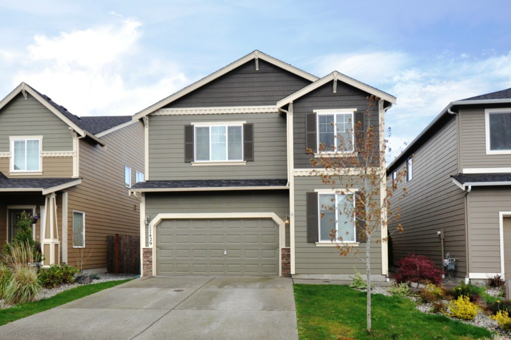 Home sold 17429 93rd ave e puyallup wa nwmls 622700 for Custom home builders puyallup wa