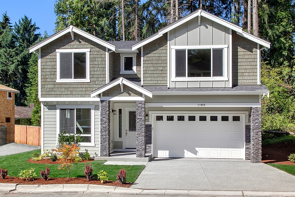 11047 (Lot2) SE 54th Ln Bellevue WA 98006