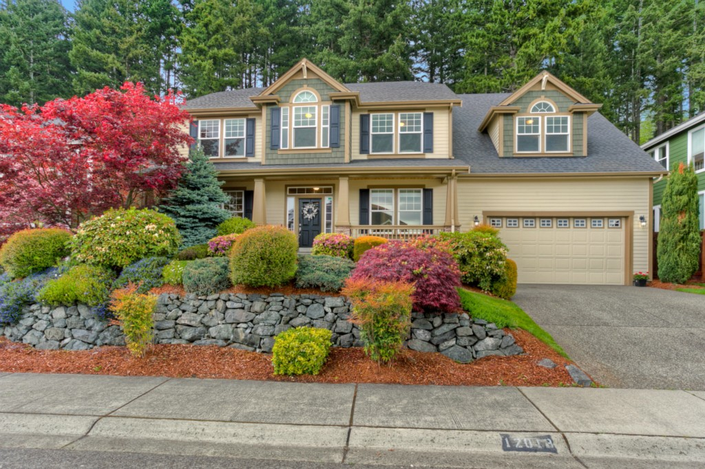 Home sold 12013 181st st e puyallup wa nwmls 783805 for Custom home builders puyallup wa