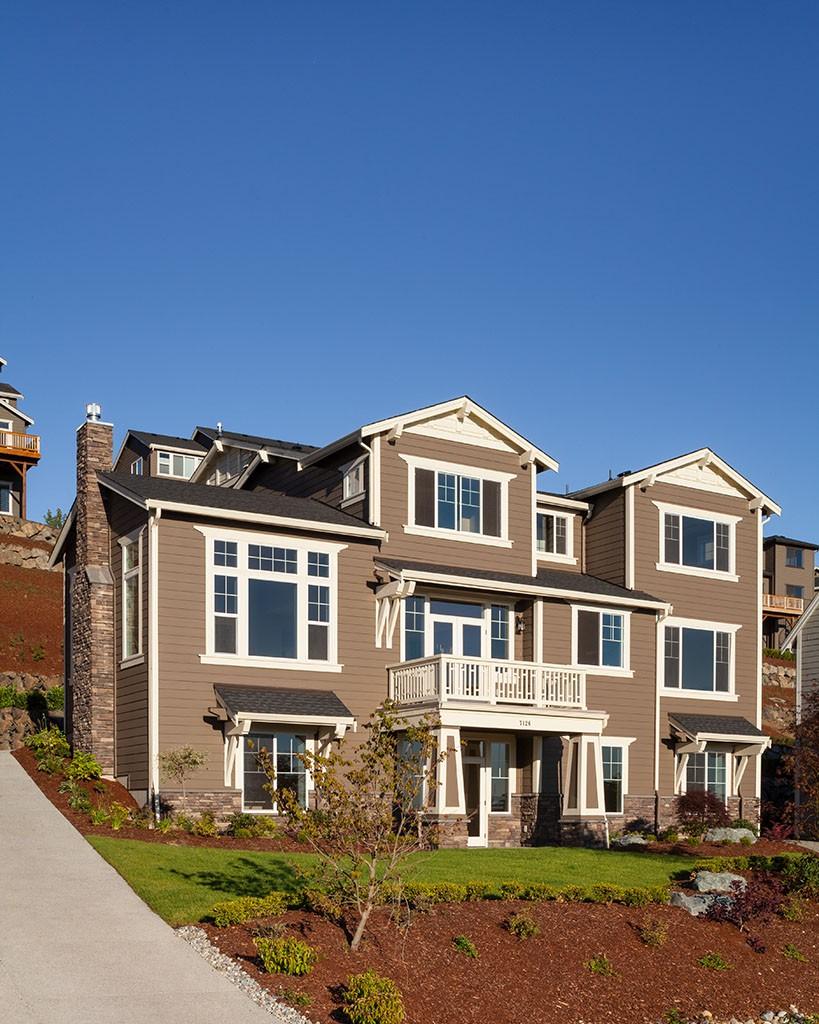 7238 171st (HOMESITE 61) Ave SE Bellevue WA 98006
