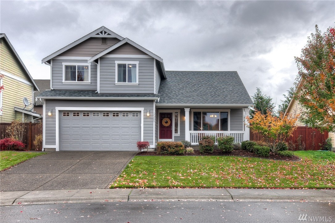 Home Sold 17205 139th Avct E Puyallup Wa Nwmls 861827