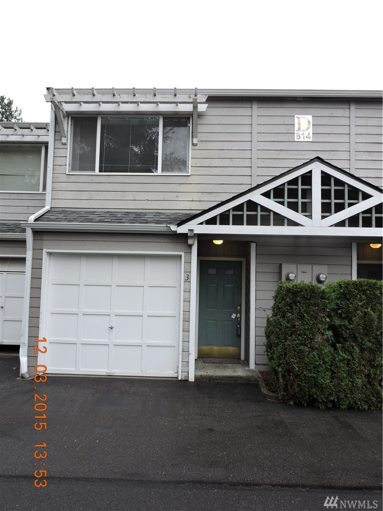 Condo unit d 3 at river ridge townhomes auburn sold nwmls for My town motors auburn wa