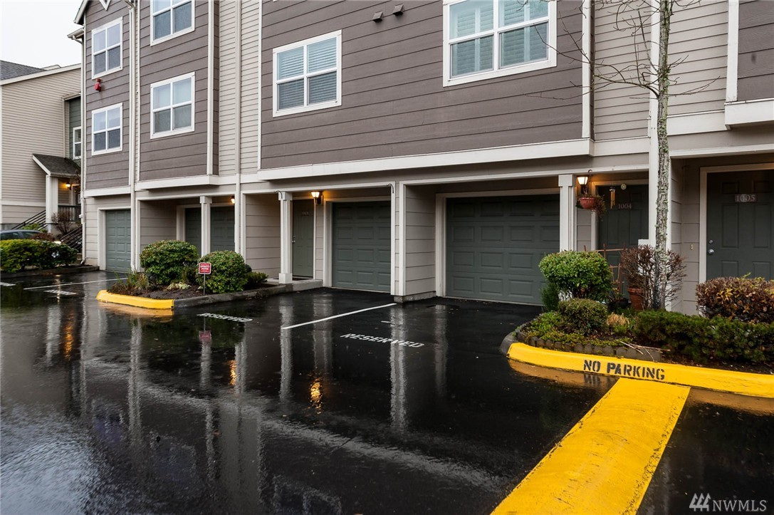 Condo Unit 1003 At Wildwood Townhomes Lynnwood Sold Nwmls