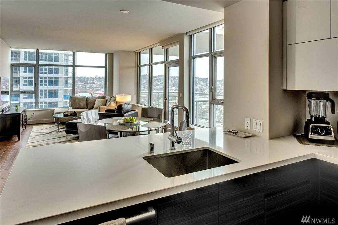 Condo Unit 1802S At Insignia Towers Seattle Sold NWMLS 883281