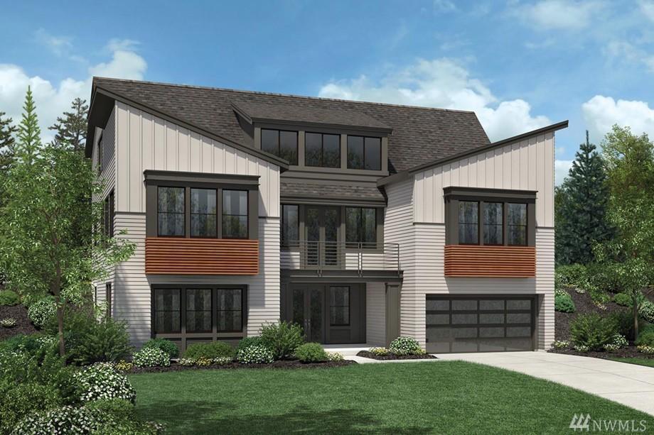7018 170th (HOMESITE 45) Ave SE Bellevue WA 98006