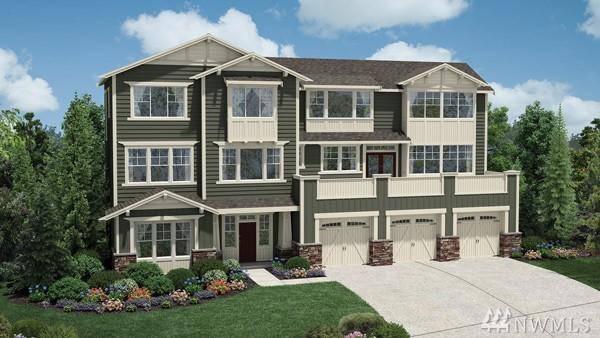 7168 168th  (HOMESITE 18) Ave SE Bellevue WA 98006