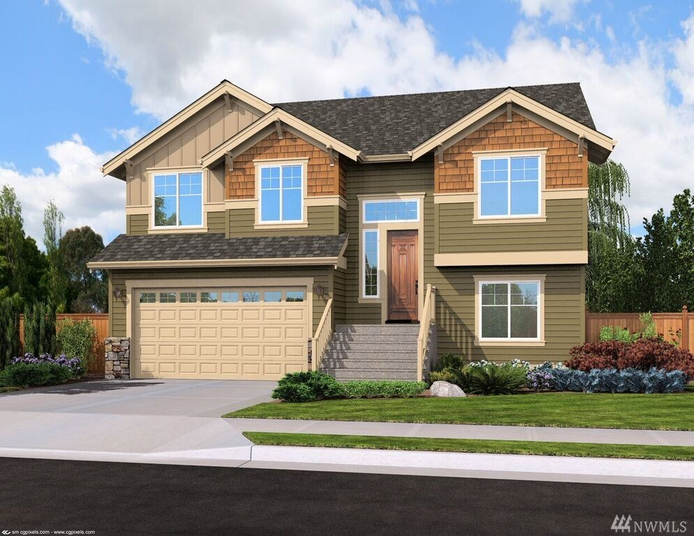 Home sold ridge at southwood lot 52 20202 20th ave e for Southwood house