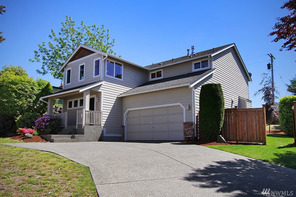 Home Sold 1806 Dayton Ave NE Renton, WA NWMLS 941368