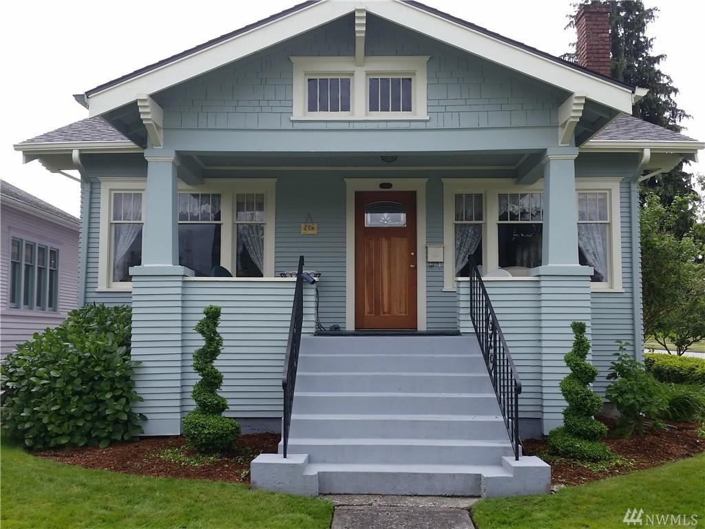 Home Sold 2502 Leonard Dr Everett Wa Nwmls 944177