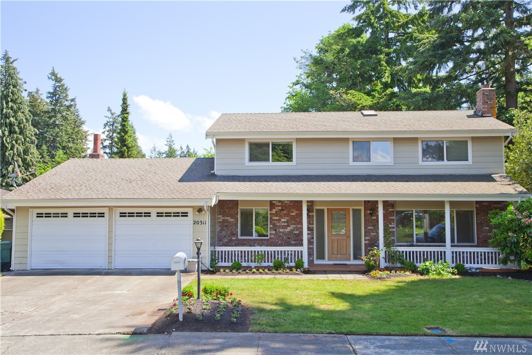 Home Sold 20311 92nd Ave W Edmonds Wa Nwmls 945553