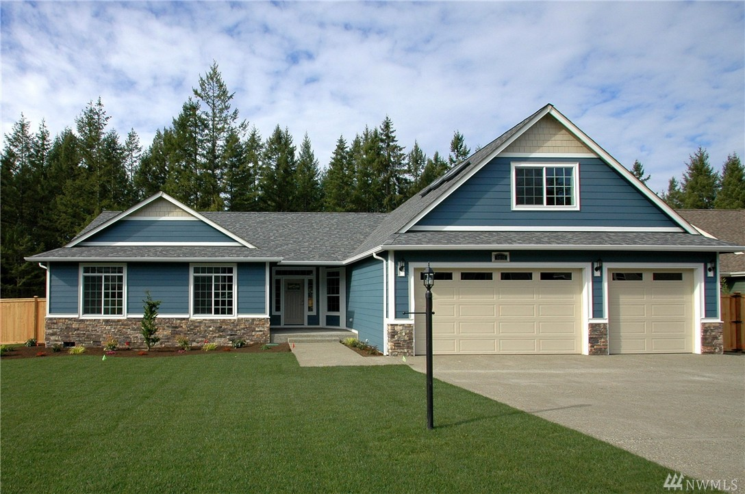 Keanland park hansen construction olympia wa homes for Olympia home builders