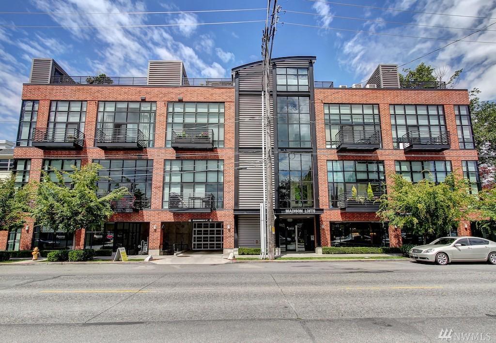 Madison Lofts Condo Seattle WA Condos Homes For Sale