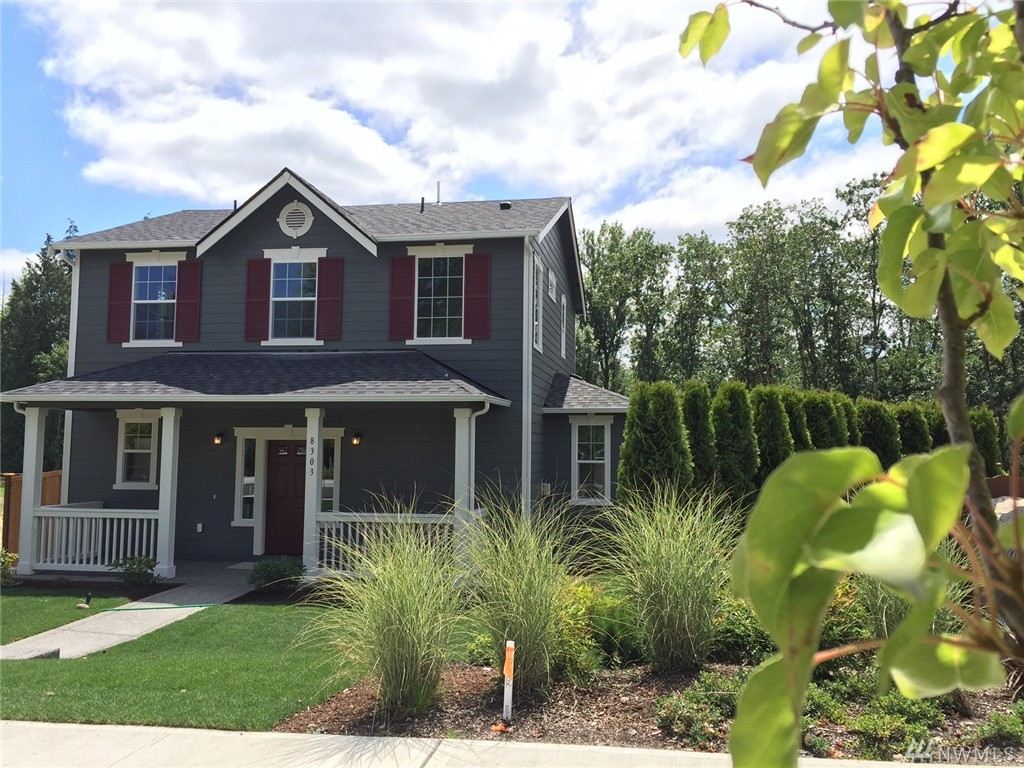 Home Sold Mcallister Meadows Lot 7 8325 22nd Ave Se Lacey